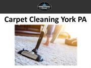 Carpet Cleaning York PA