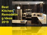 Best Kitchen Remodeling ideas for 2019