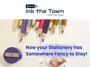 Shop for stationery Ink the Town