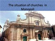 situation of churches Carlo