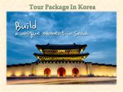 Tour Package In Korea