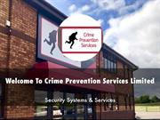 Crime Prevention Services Limited Presentations
