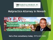 Malpractice Attorney in Newark