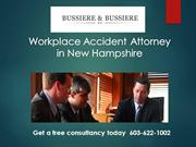 Workplace Accident Attorney in New Hampshire