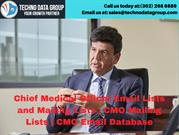 Chief Medical Officer Email Lists and Mailing Lists _ CMO Mailing List