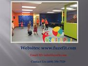 Fun-filled learning classes for Kids in Los Gatos - Fuzefit 2 Play