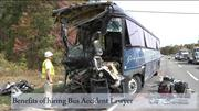 Benefits of Hiring Bus Accident Lawyer