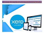 Learn To Reconcile Your Bank Account With Xero Accounting Software