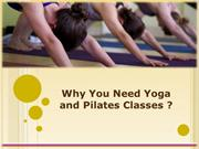 Best Yoga and Pilates Classes in Sydney