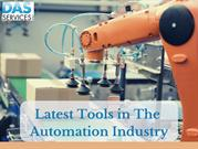 Latest Tools in the Automation Industry