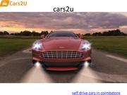 Self drive cars in coimbatore|Self driving cars in coimbatore-cars2u