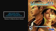 Best Ever Next Generation Game Shenmue 3