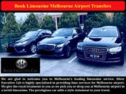 Book Limousine Melbourne Airport Transfers