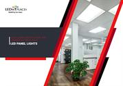 LED Panel Light - Design Your Dream Office