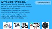 Rubber Products- Anant Rubber Products
