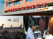 Low Fare and Fast Patient Shifting from Ranchi to Delhi with Medical T