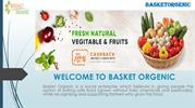 Organic vegetables & fruits online in Gurgaon