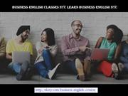 Business English Classes NYC Learn Business English NYC