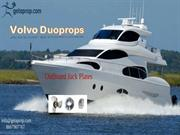 Highly-efficient Volvo Duoprops for better performance of your Boats