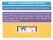 Hire the Best Laravel Web Application Development Company in Delhi