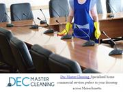 Dec Master Cleaning Can Do Commercial Office Cleaning For You