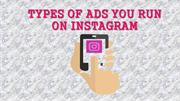 PPT_Types of Ads You Run On Instagram