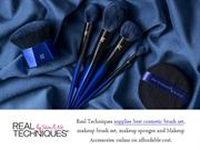 Expert Make-up Brush Set purchase from Real Techniques