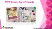 Buy WOW Products at Upto 70% Off Online in India | WOW Products