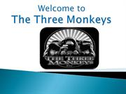 The Three Monkeys - American Bar | Craft Beer | Beer Garden Midtown