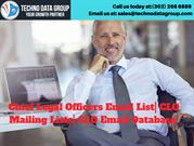 Chief Legal Officers Email List_ CLO Mailing Lists_ CLO Email Database