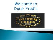 Dutch Fred's - A Hell's Kitchen Local Serving Craft Cocktails