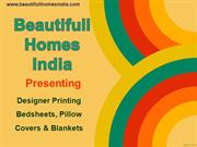 Buy Pillow Covers Online at Beautifull Homes India