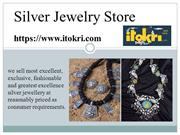 Silver Jewelry Store