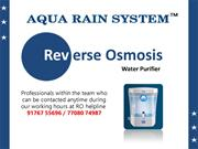 Best RO Water Purifier in Chennai