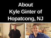 About Kyle Ginter of Hopatcong, NJ