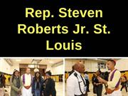 Rep. Steven Roberts of St. Louis - Civic Responsibility