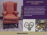 Luxury Home Real Estate Auction Companies in Atlanta