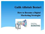 Few tips to Become a Digital Marketing Strategist