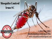 How to Mosquito Control in Irmo SC