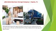 How to Find a Reliable affordable Moving Company in Bonita Springs?