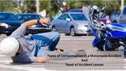 Types of Compensation in a Motorcycle Accident and Need of Accident La