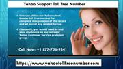 Yahoo Email Support |Phone Number +1 877-756-9341