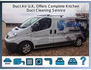 Duct Air U.K. Offers Complete Kitchen Duct Cleaning Service