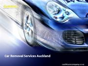 Car Removal Services Auckland