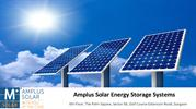 Leading Solar Energy Storage Systems Providers - Amplus Solar