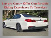 Luxury Cars Offer Comfortable Riding Experience To Travelers