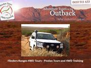 Flinders Ranges 4WD Tours - Pindan Tours and 4WD Training