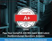 CompTIA 220-901 Braindumps Questions Answers