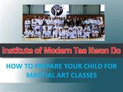 Success Tips To Follow In Your Martial Arts Classes