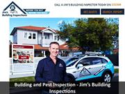 Building and Pest Inspection - Jim's Building Inspections